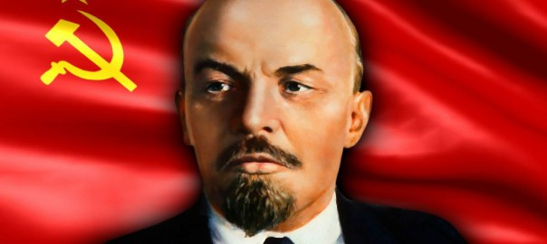 Lenin - our muse.